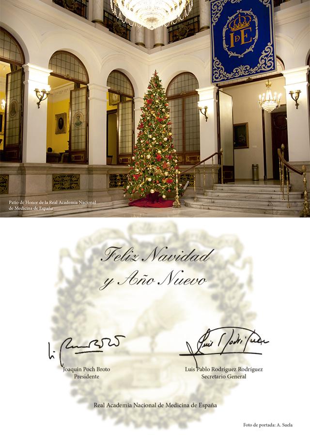 Felicitacion navidad 2018