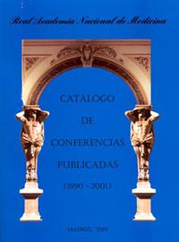Catálogo de Conferencias Publicadas (1990 - 2001) (2001)