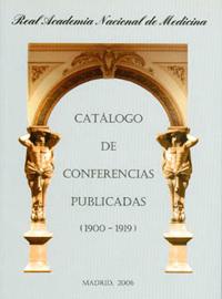 Catálogo de Conferencias Publicadas (1900 - 1919)