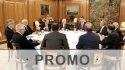 Promo · Felipe VI se reune con los presidentes y directores de las Reales Academias